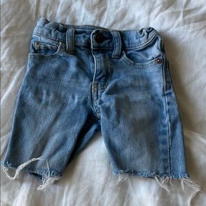 OshKosh cut off jean shorts